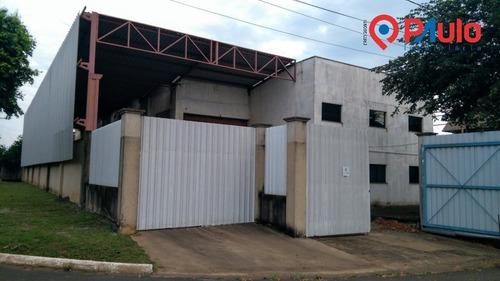 Barracao / Galpao - Loteamento Distrito Industrial Uninorte - Ref: 16896 - L-16896