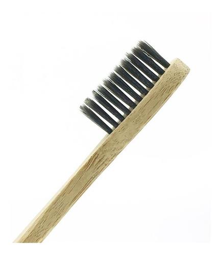 Cepillo De Bambú Antibacteriano