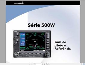 Manual Em Português Do Gps Garmin Gns-500 Série 500w
