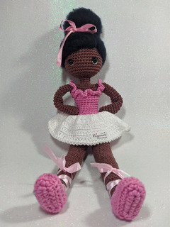 Amigurumi Crochet How to Make Amigurumi Doll – Amigurumi Recipes ... | 320x240