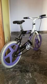 Bicicleta Rodado 14. Niña O Niño. Villa Urquiza