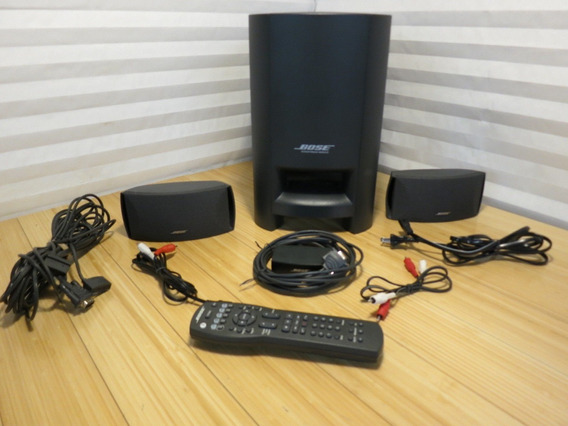 Bose Cinemate Series Home Theater
