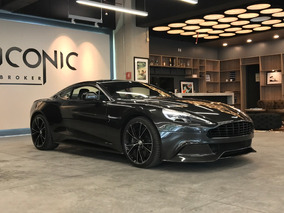 Aston Martin Vanquish 6.0coupé At