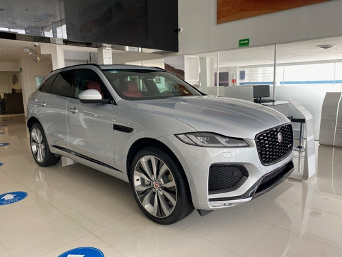 Imagen 1 de 14 de Jaguar F-pace Se R-dynamic 2021