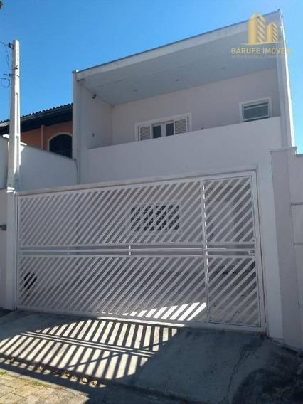 Casa Com 3 Dormitórios À Venda Por R$ 640.000 - Bosque Dos Eucaliptos - São José Dos Campos/sp - Ca0048