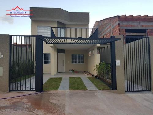 Imagem 1 de 30 de Casa Com 2 Dormitórios À Venda, 140 M² Por R$ 430.000,00 - Cachoeirinha - Bom Jesus Dos Perdões/sp - Ca4657