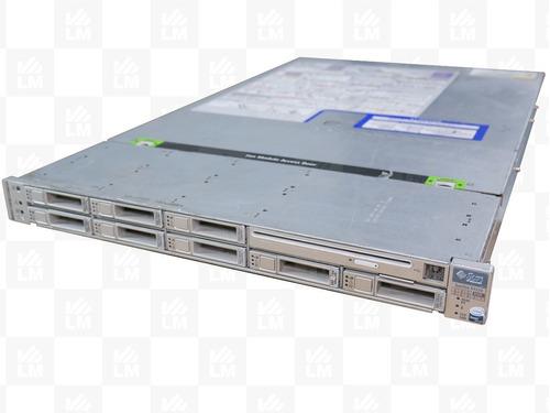Servidor Sunfire X4150 Dual Xeon 16gb Ram 8 Hds Sas 4 Lan G