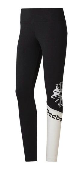 Calza Dama Reebok Ac Logo Legging