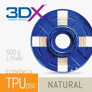 Filamento Flex Tpu D50 1,75 Mm | 500g S2