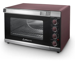 Horno Electrico Ultracomb Uc-62ct 62lts