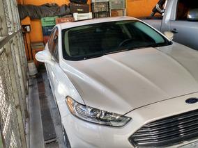 Fusion 2015 Impecavel Carro De Garagem Unico Dono