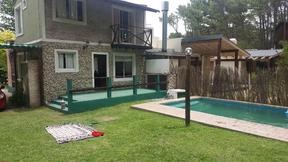 Casa Mar Azul 350 De Playa Para 6 Personas Con Pileta