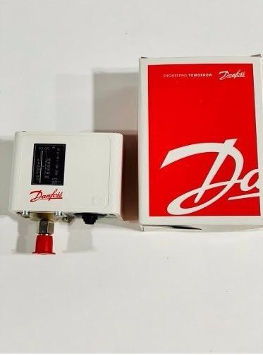 Pressostato Danfoss Kp5 De Alta Pressão 060-117166 Automatic
