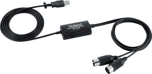 Interface De Audio Roland Um One Mk2 - Original I Nf