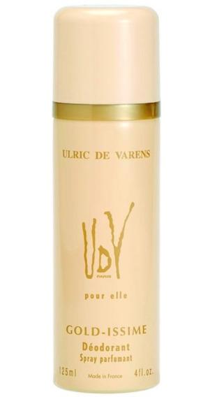 Udv Gold-issime Déodorant Fem.-desodorante 125ml Blz