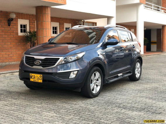 Kia New Sportage Revolution Lx At 2400 4x4