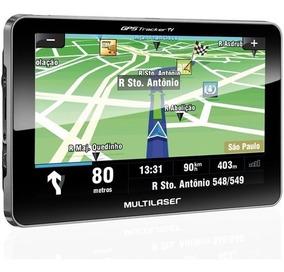 Gps Tracker Iii Tela 7.0 Tv Transmissor Fm Gp038 Multilaser