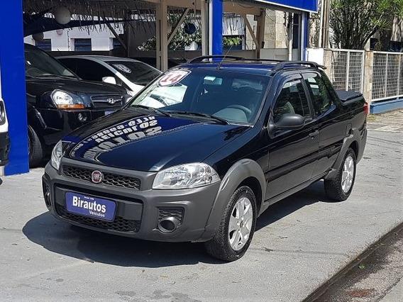 Fiat Strada Working Cabine Dupla 1.4 Mpi 8v Flex, Fmg4424