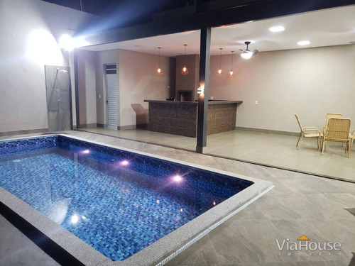 Imagem 1 de 27 de Casa Com 4 Dormitórios À Venda, 360 M² Por R$ 970.000,00 - Vila Monte Alegre - Ribeirão Preto/sp - Ca3901