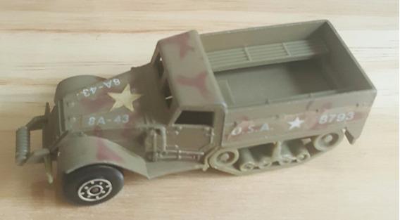Anos 70 80 Zylmex Hong Kong Armored Half Track T431