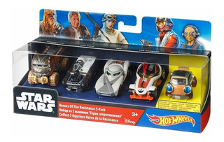 Star Wars Carros De Hot Wheels