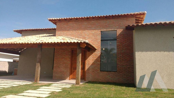 Casa À Venda, 245 M² Por R$ 850.000,00 - Village Ipanema - Araçoiaba Da Serra/sp - Ca0771