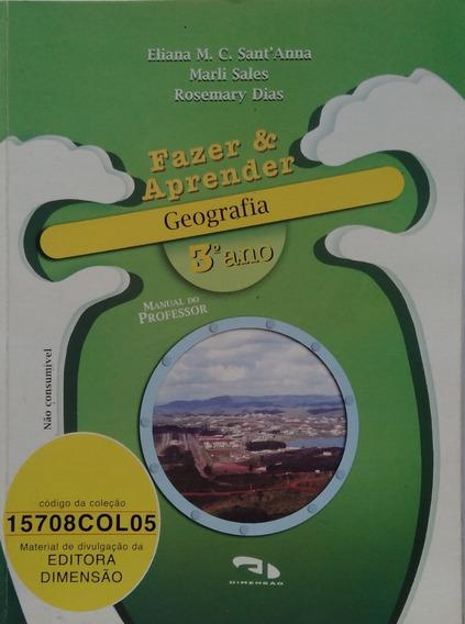 Fazer&aprender Geografia 3°ano Manual Do Professor