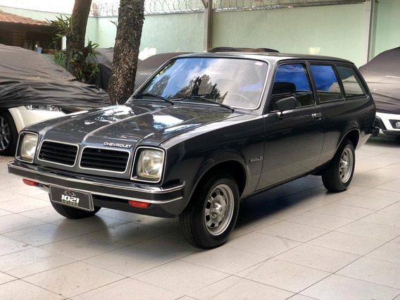 Chevrolet Marajó 1.6 Sl 8v Gasolina 2p Manual 1982/1982