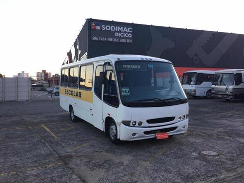 Micro Ônibus Comil Pia Mecânica Mercedes Benz