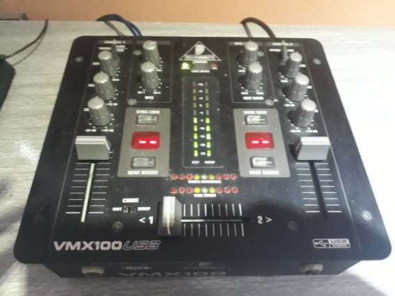 Mixer Vmx 100 Usb
