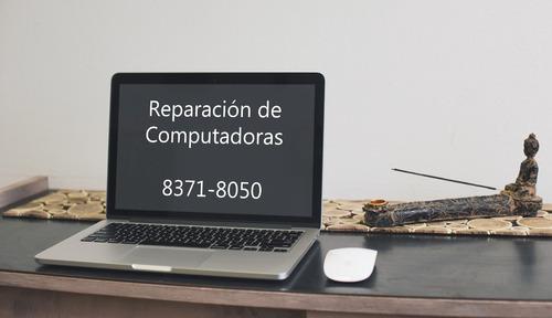 Imagen 1 de 6 de Reparación De Computadoras Y Laptops Guadalupe - Moravia