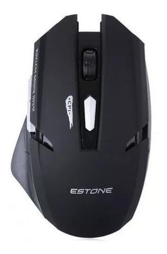 Mouse Gamer Sem Fio Wireless 1600 Dpi 6 Botões Oferta