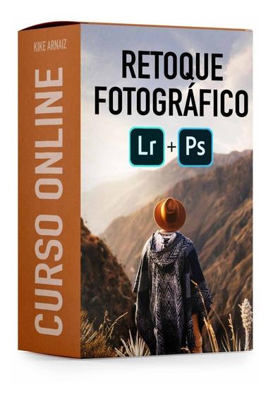 Curso De Retoque Fotografico Lightroom Y Photoshop