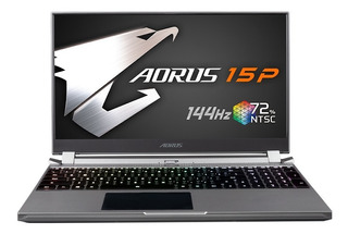 Notebook Gamer Aorus 15p Wb I7-10750h Rtx2070 512g 16g W10