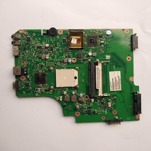 Tarjeta Madre Motherboar Toshiba Satelite L505d Falla