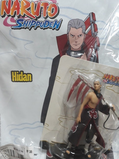 Coleccion Naruto Shippuden N°38 Hidan