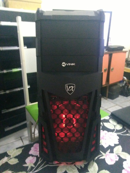 Pc Gamer Super Alta Performance - Roda Tudo