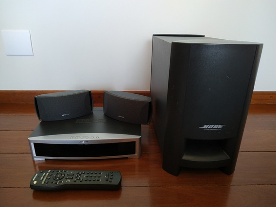Bose 321 Séries Ii Dvd Home Entertainment System