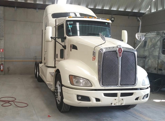 Kenworth T660 Año 2012