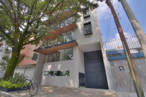 Venta Penthouse, Colonia Del Valle