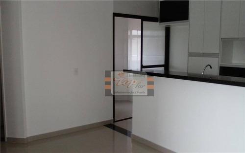 Apartamento  Residencial À Venda, Vila Mangalot, São Paulo. - Ap0180