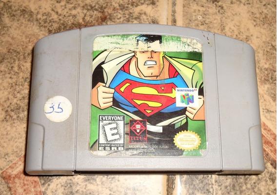 Superman 64 Original - Nintendo 64