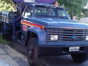 Caminhão Munck Chevrolet D12000