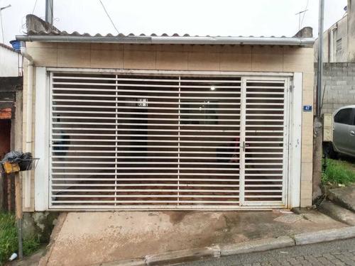 Imagem 1 de 14 de Casa 02 Dorm Com Garagem - Jardim Munira