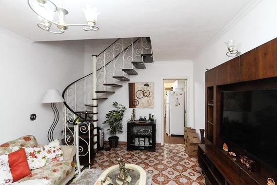 Casa Para Aluguel - Mooca, 3 Quartos, 120 - 893099572