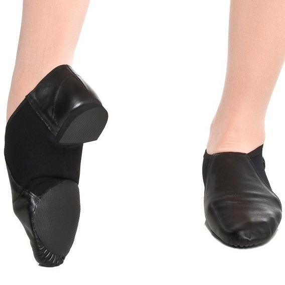 Botinha Jazz Boot Capezio 308