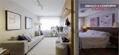 Apartamento Novo Com 1 Suíte E 1 Vaga De Garagem No Jardim Botânico - Ap4145