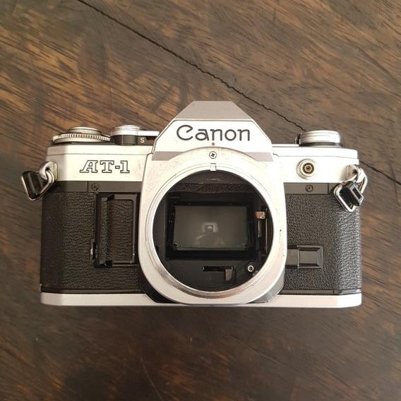 Canon At-1 + Fd 35-70mm F4 - Decoração, Retirada De Peças