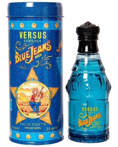 Perfume Versace Blue Jeans Red Jeans