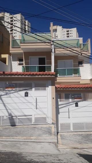 Sobrado Com 3 Dormitórios À Venda, 135 M² Por R$ 615.000,00 - Lauzane Paulista - São Paulo/sp - So0133